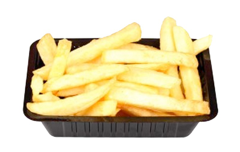 Foto Friet zonder kind